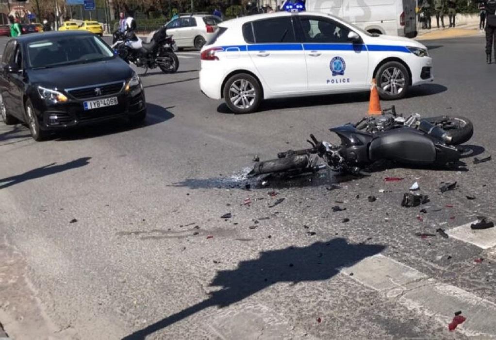 Νέα σοκαριστικά βίντεο από το δυστύχημα έξω από τη Βουλή
