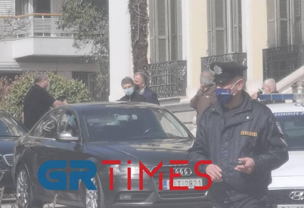Χρυσοχοΐδης από Θεσσαλονίκη: Η αστυνομική βία δεν δικαιολογείται (ΦΩΤΟ-VIDEO)