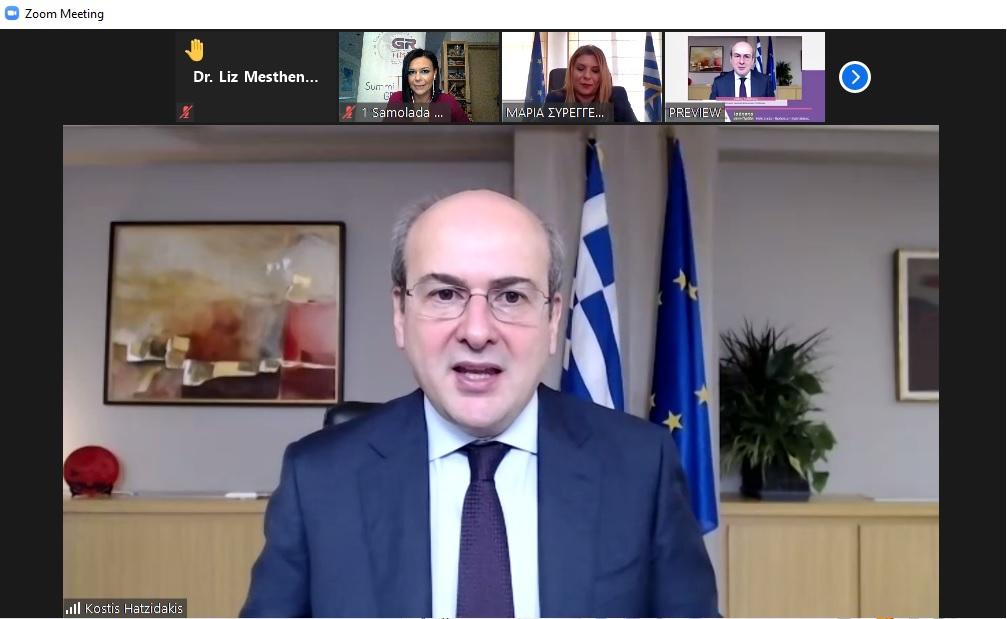 Κωστής Χατζηδάκης: Θέλουμε να είμαστε το υπουργείο ισότητας, όχι μόνο στα λόγια αλλά και στις πράξεις