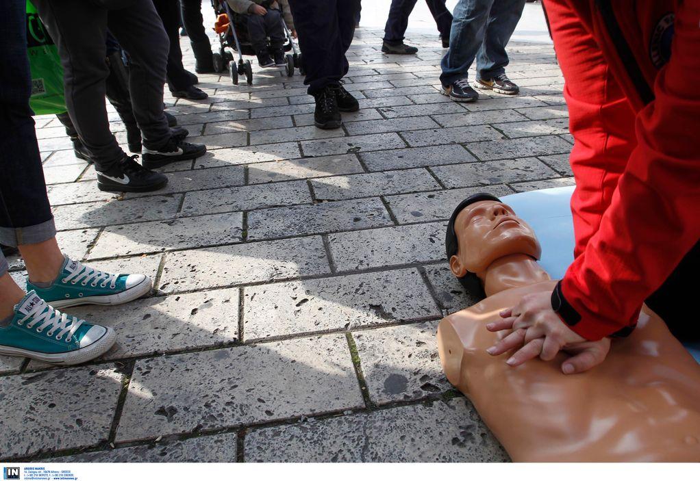 Καλαμαριά: Η πρώτη ελληνική heart safe περιοχή – Έρχονται 37 απινιδωτές