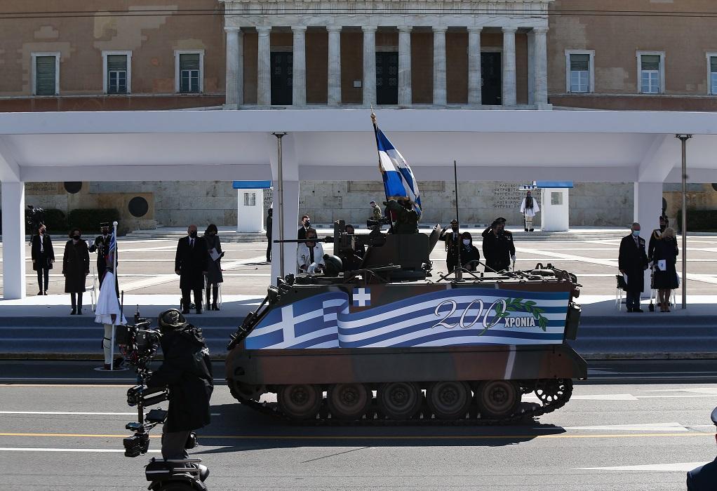 Η Ελλάδα γιορτάζει – H μεγαλειώδης στρατιωτική παρέλαση (LIVE)