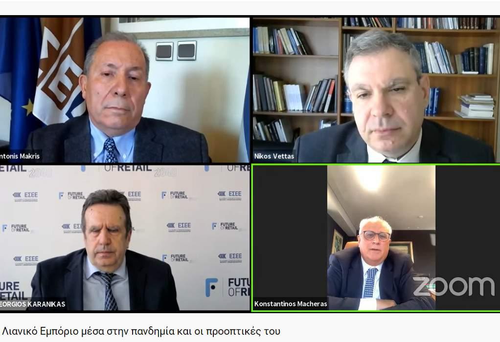 ΙΟΒΕ: Στοχευμένα μέτρα για το λιανικό εμπόριο