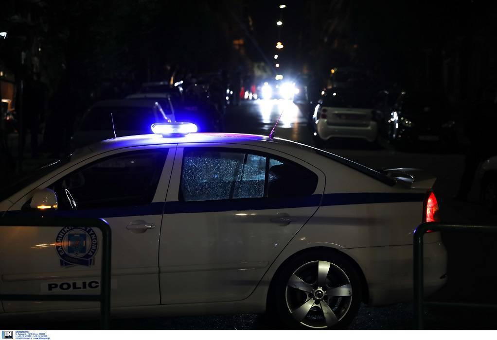 Θεσσαλονίκη: Συνελήφθη 28χρονος για κλοπή αυτοκινήτου το οποίο έριξε σε τοίχο