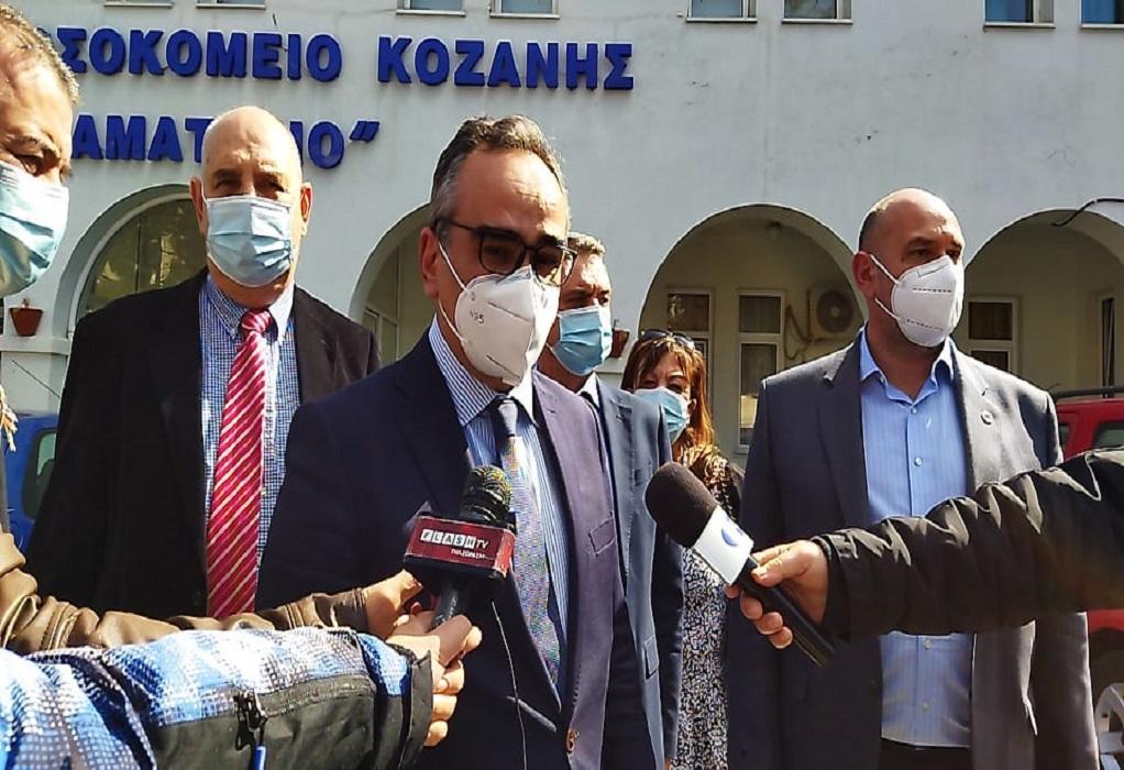Κοντοζαμάνης από Κοζάνη: Να ευχηθούμε να μην οδηγηθούμε στο ακραίο σενάριο