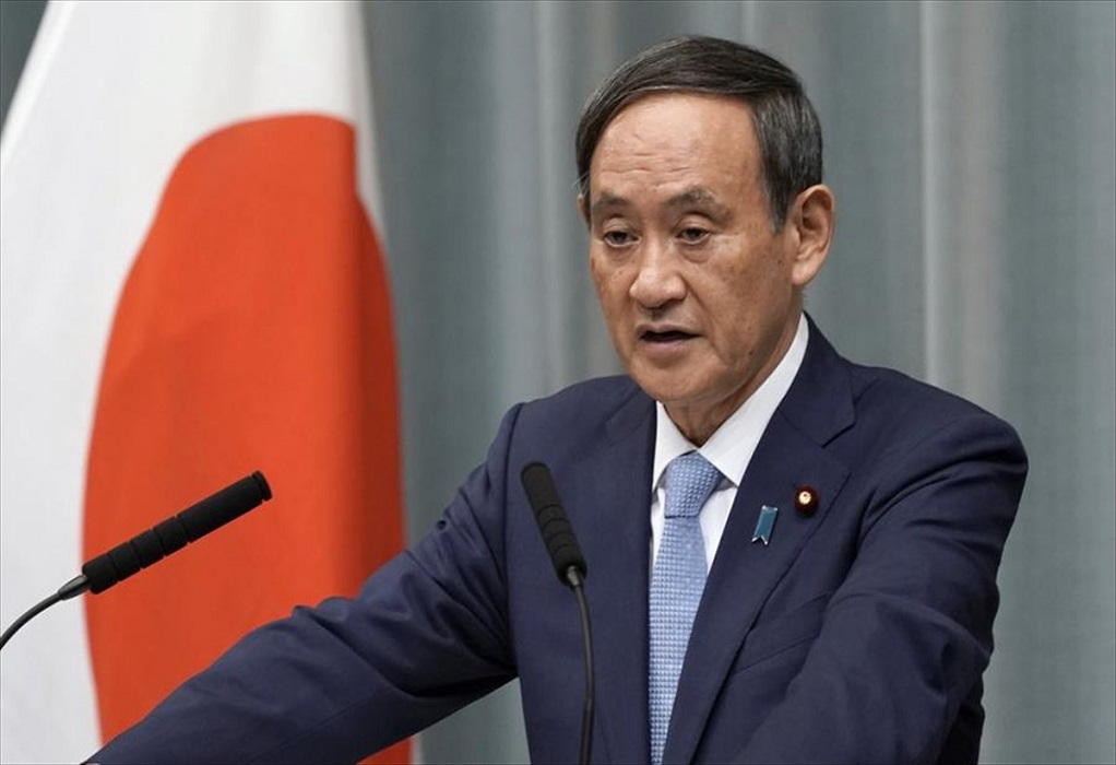 Ο Ιάπωνας πρωθυπουργός ο πρώτος ξένος ηγέτης που θα δεχθεί ο Μπάιντεν