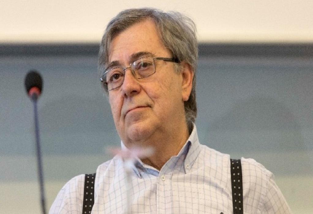 Πέθανε ο καθηγητής του Τμήματος Πολιτικών Επιστημών του ΑΠΘ, Δημοσθένης Δώδος