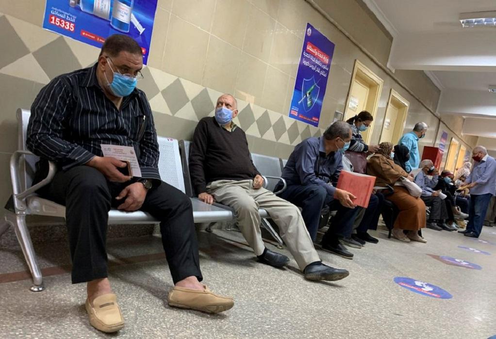 Αίγυπτος: 500 γιατροί έχασαν τη ζωή τους στη μάχη κατά της πανδημίας