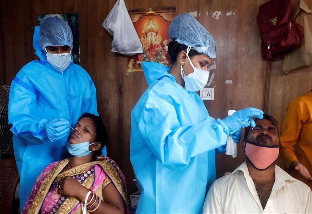 Κορωνοϊός: Το Παρίσι στέλνει ιατρικό εξοπλισμό στην Ινδία