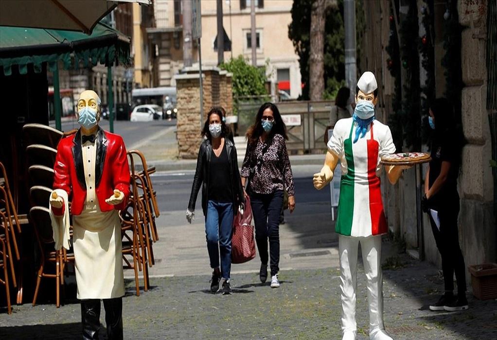 Ιταλία: 1.147 κρούσματα κορωνοϊού – 35 θανάτους