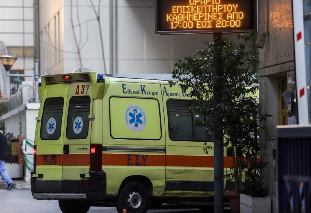 Παγώνη: Εφιαλτικές οι εφημερίες στα νοσοκομεία της Αττικής