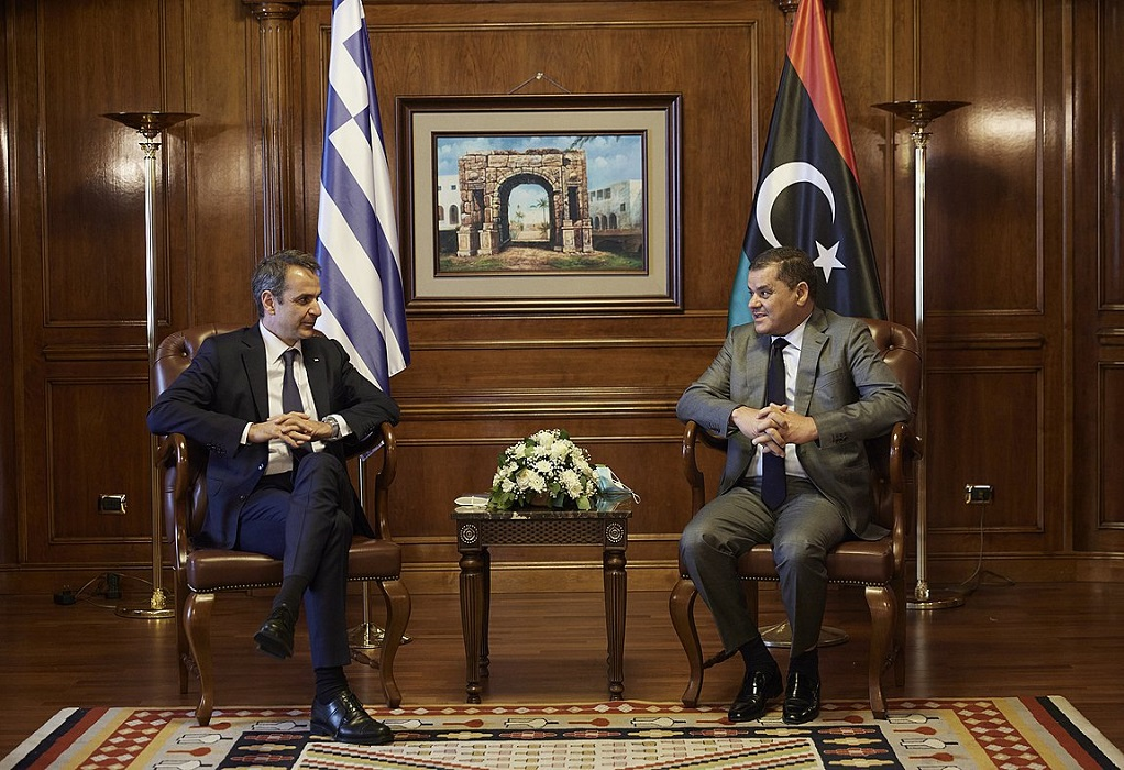 Στην Τουρκία μετά τη συνάντηση με Μητσοτάκη ο Λίβυος πρωθυπουργός
