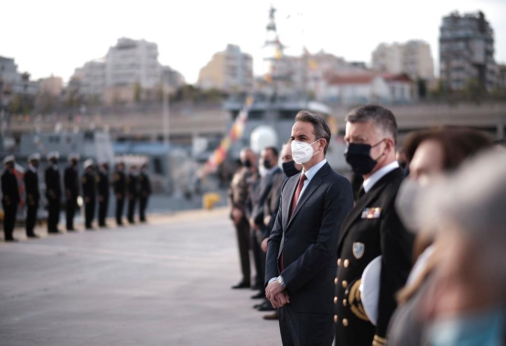 Μητσοτάκης: Ισχυρό Λιμενικό σημαίνει και ισχυρή Ελλάδα