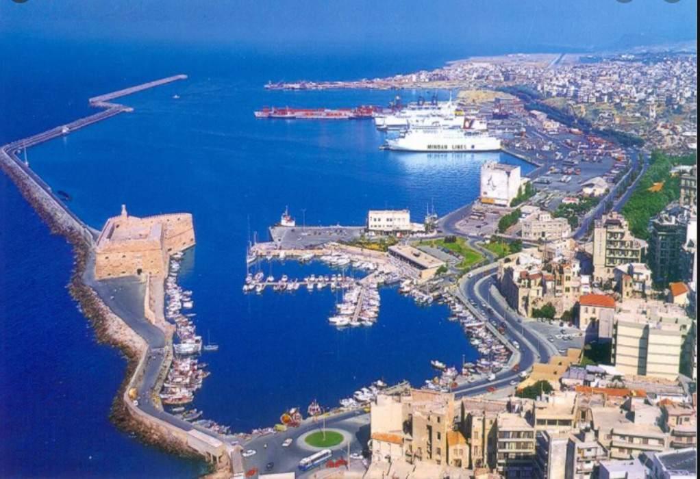 Εννέα για το Λιμάνι του Ηρακλείου, μέσα και η ΟΛΘ ΑΕ