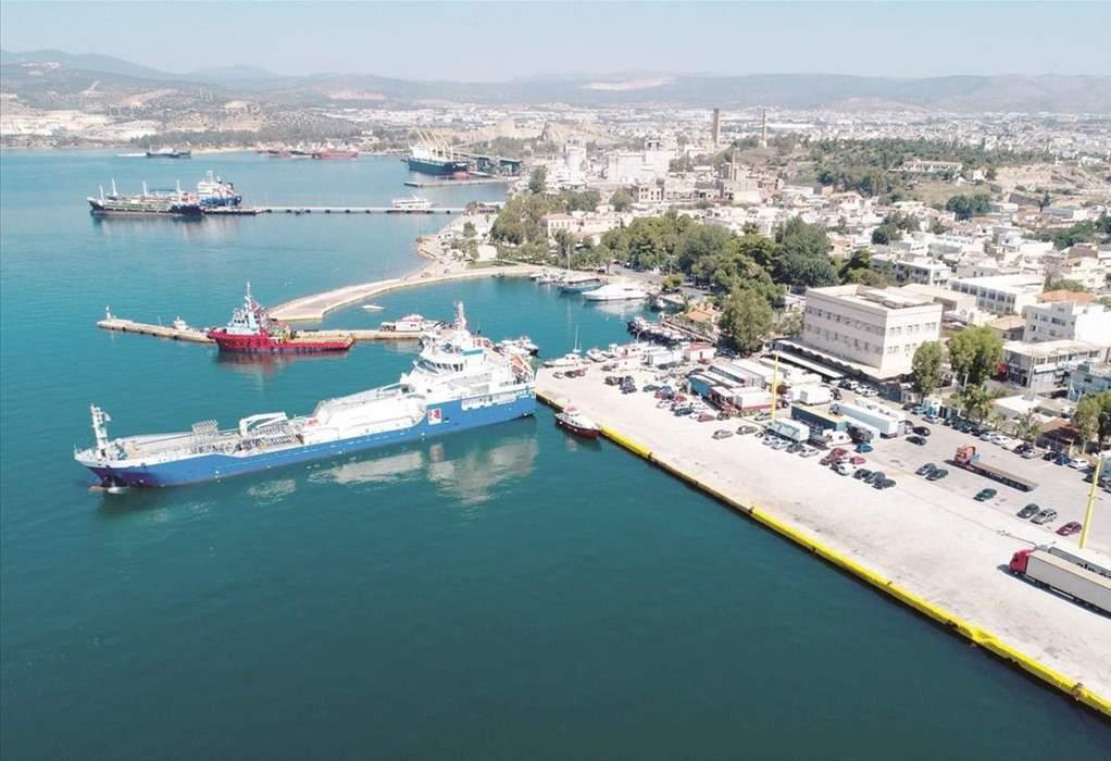 Αττική: Αντιμετώπιση θαλάσσιας ρύπανσης στον κόλπο Ελευσίνας