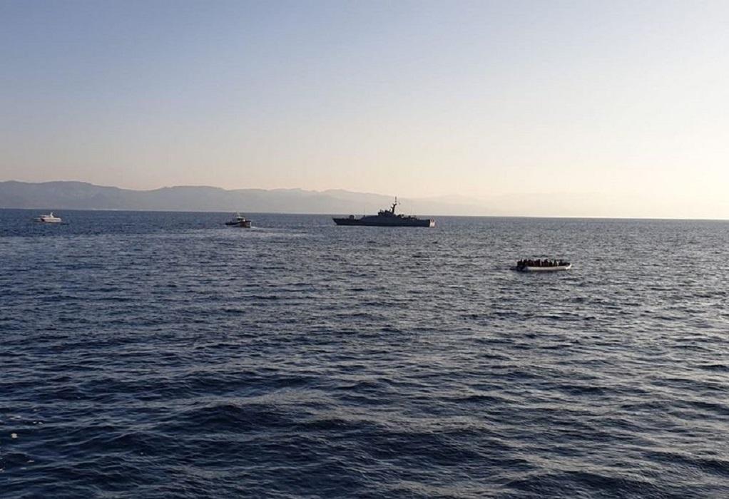 Βίντεο ντοκουμέντο: Τουρκική ακταιωρός παρενοχλεί περιπολικό του Λιμενικού στη Μυτιλήνη!