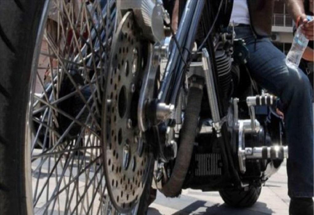 Ιωάννινα: Σύλληψη ημεδαπού για κλοπή μοτοσικλέτας