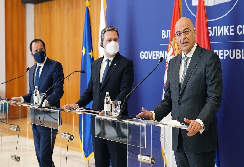 Στη Θεσσαλονίκη η επόμενη τριμερής Ελλάδας, Κύπρου και Σερβίας