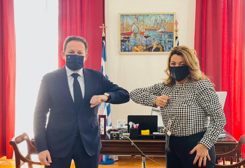 Τη Δευτέρα τηλεδιάσκεψη με εκπροσώπους της «Πρωτοβουλίας Εστίασης για τη Θεσσαλονίκη»