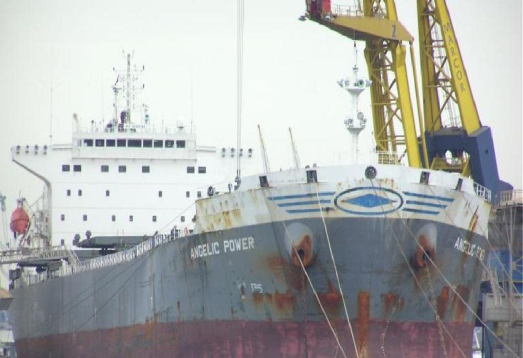 Επιστρέφουν σήμερα στην Ελλάδα οι ναυτικοί του πλοίου «Angelic Power»
