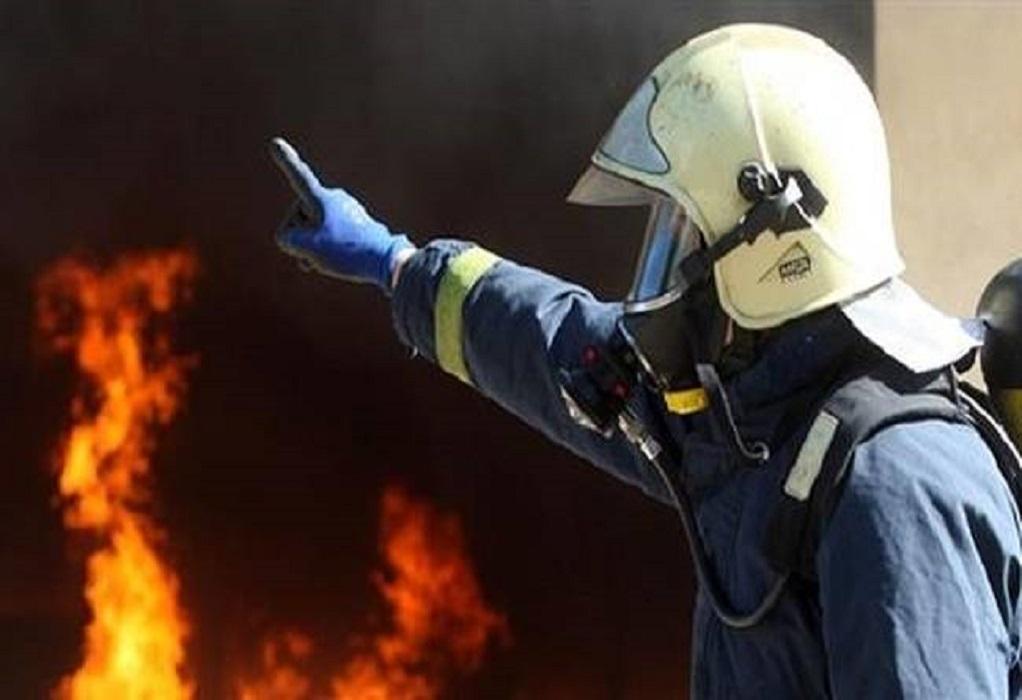 Θεσ/νίκη: Παρανάλωμα του πυρός τρίκυκλο στη Βούλγαρη