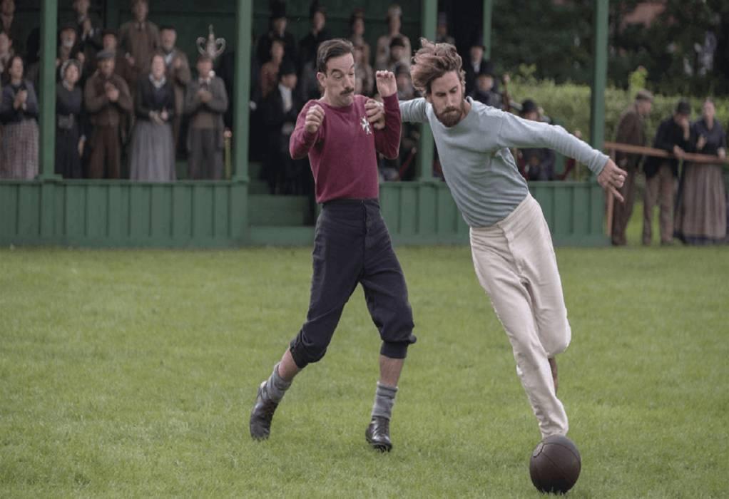 Στοίχημα Αγγλία: The English Game με 2.40