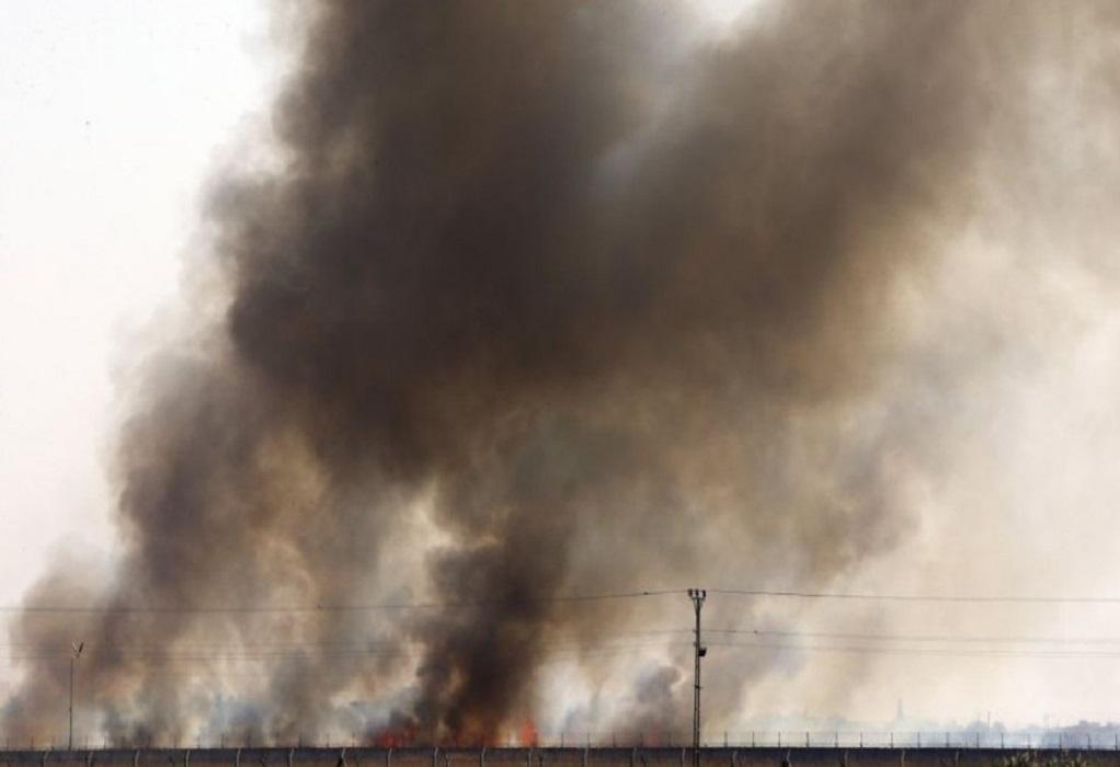 Συρία: Κατασβέστηκε η πυρκαγιά σε τάνκερ έπειτα από πιθανή επίθεση με drone