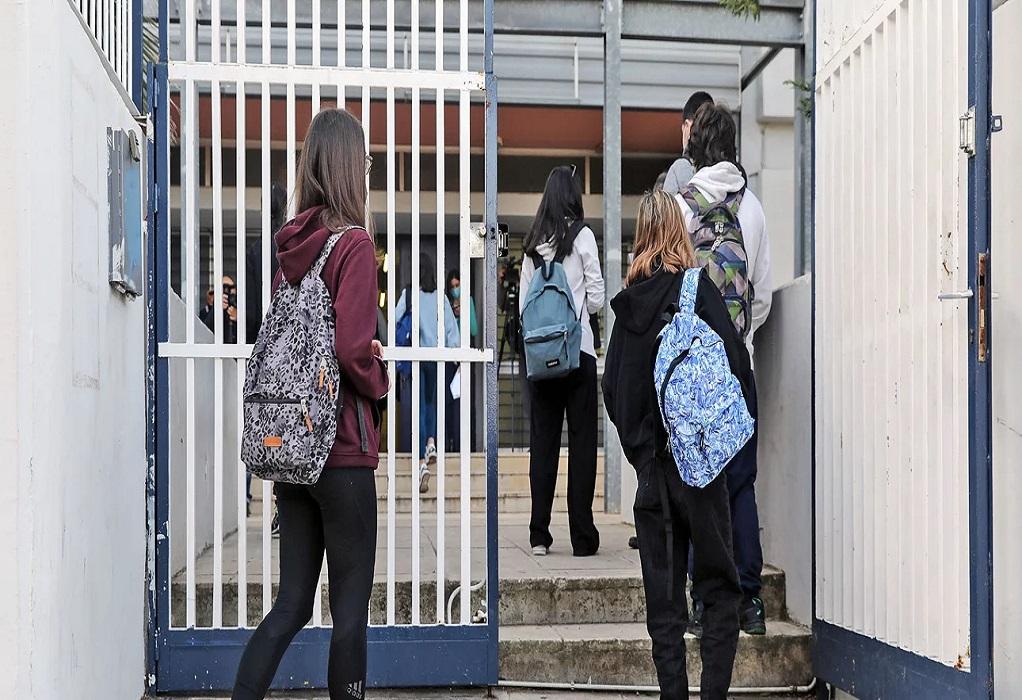 Υπ. Παιδείας: Εισήγηση για άνοιγμα δημοτικών – γυμνασίων στις 10 Μαΐου