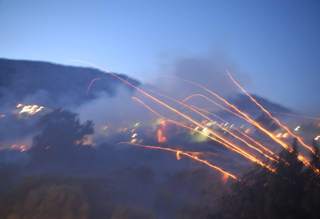 ΕΛΑΣ: Κατάσχεση 155 αυτοσχέδιων ρουκετών στη Χίο