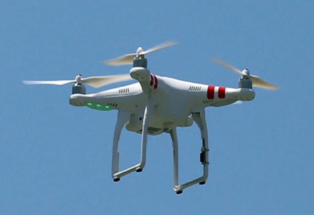 Δ. Θεσσαλονίκης: Ψεκασμοί με drones κατά του φυλλοφάγου (VIDEO)
