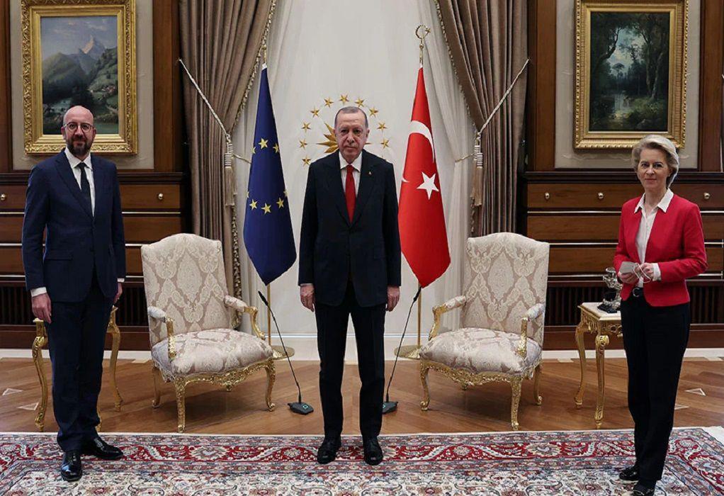 Τσαβούσογλου για Φον Ντερ Λάιεν: Η Τουρκία τήρησε το πρωτόκολλο