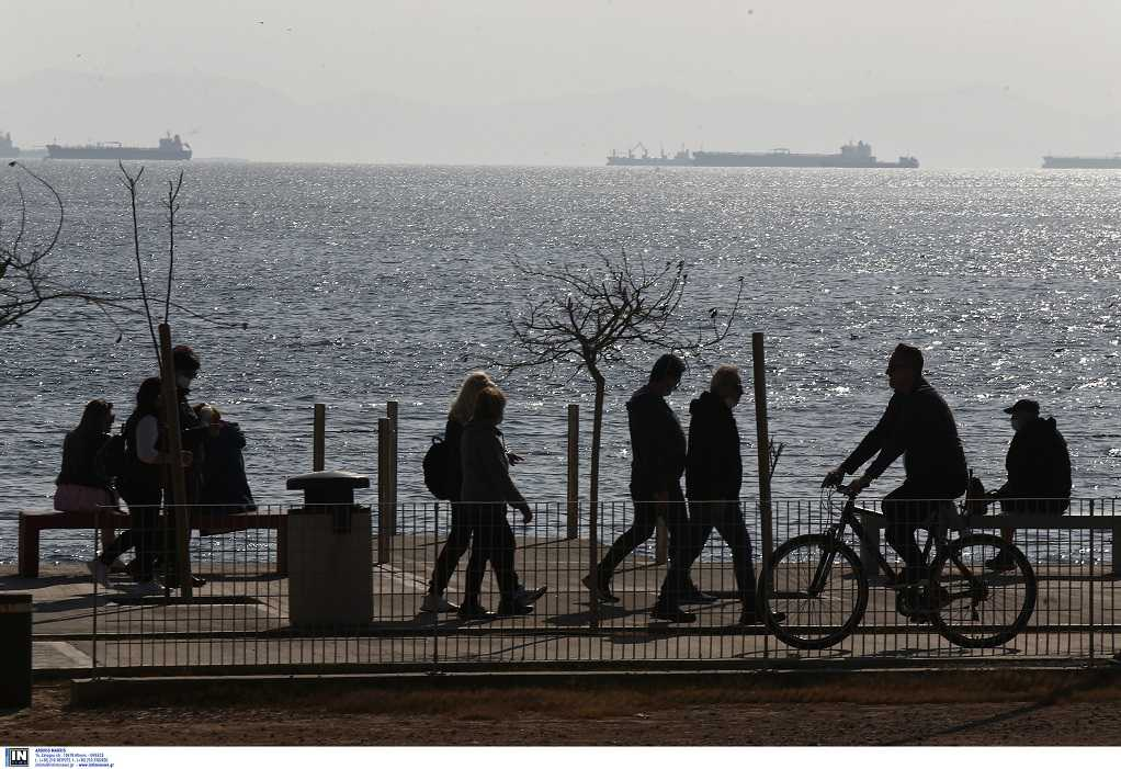 Επιδημιολογικός χάρτης: Σχεδόν ισάριθμα τα κρούσματα σε Θεσσαλονίκη και Αττική