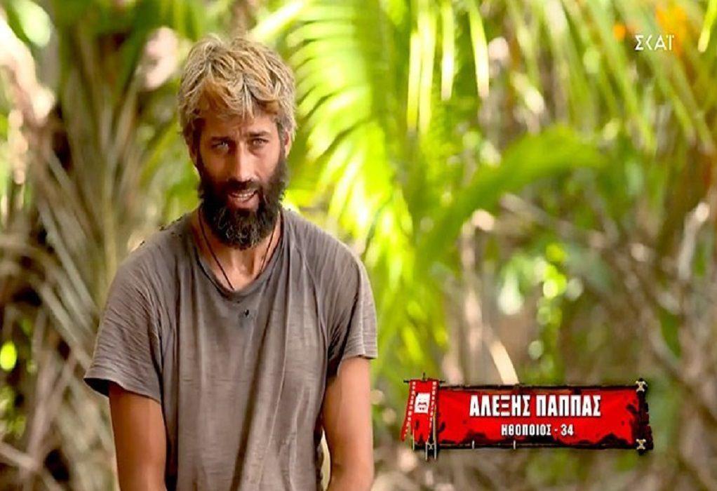 Survivor-Aλέξης Παππάς: Αυτό είναι το χρηματικό ποσό που κέρδισε