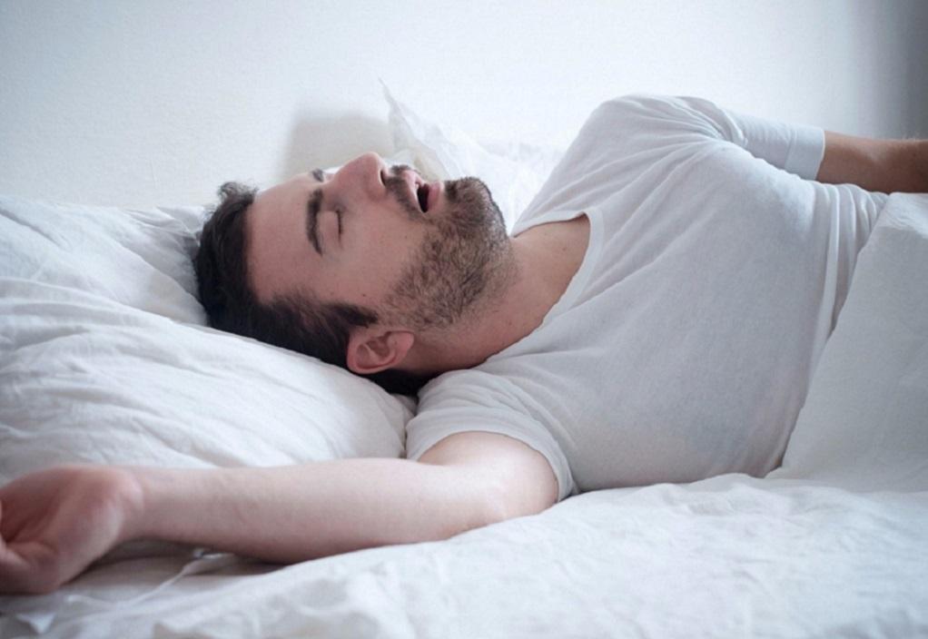 Ένας στους δύο Έλληνες έχει Σύνδρομο Άπνοιας Ύπνου