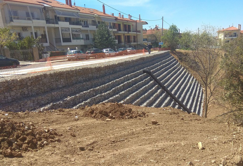 Δ. Νεάπολης – Συκεών: Ολοκληρώθηκε η ανακατασκευή της οδού Ανθέων