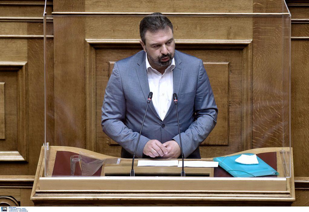 Βουλή: «Ναι» στην αίτηση άρσης ασυλίας του Στ. Αραχωβίτη