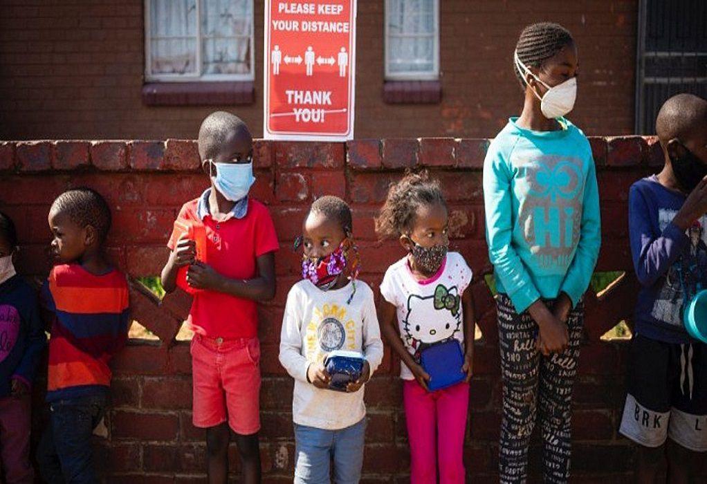 ΠΟΥ: 650.000 παιδιά στην Αφρική έκαναν το πρώτο εμβόλιο κατά της ελονοσίας