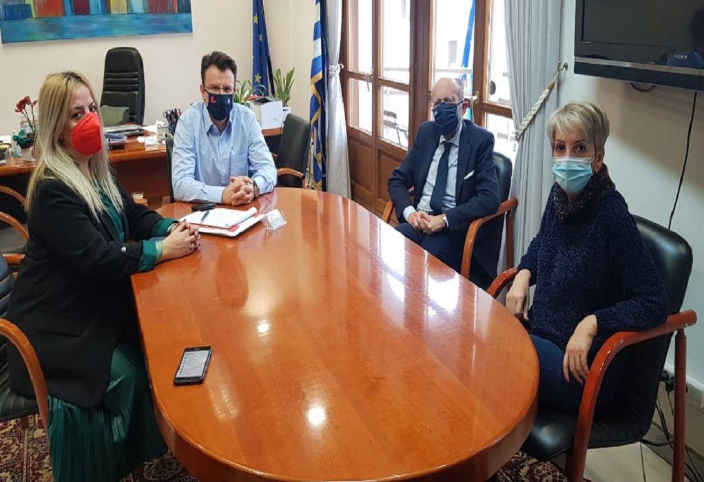 Δ. Βαρτζόπουλος: «Υποδειγματική Διοίκηση της υγειονομικής κρίσης»