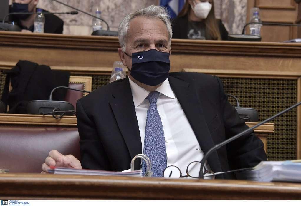 Μ. Βορίδης: Συνεπής στην ιδεολογία της Αριστεράς ο Δ. Τζανακόπουλος