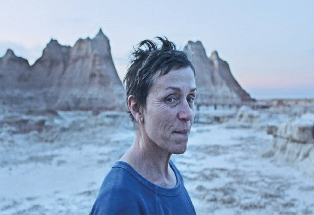 Nomadland: Κέρδισε το βραβείο BAFTA καλύτερης ταινίας