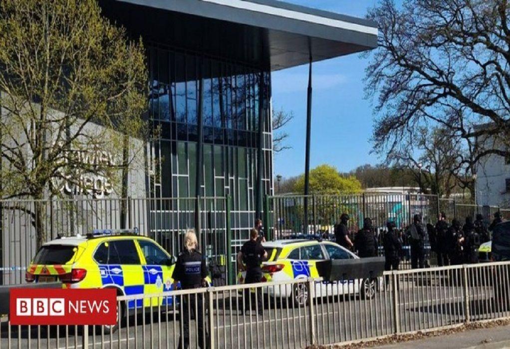 Βρετανία: Επεισόδιο με πυροβολισμούς κοντά σε Κολέγιο