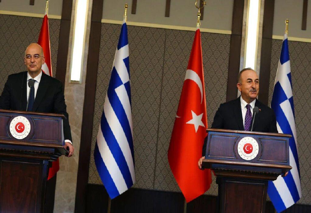 Τουρκικά ΜΜΕ: Οριστική η επίσκεψη Τσαβούσογλου στις 31/5