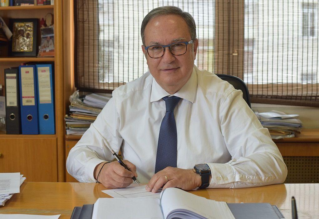 Δ. Δερμουτζίδης: «Ψωνίζουμε στην αγορά του Δήμου Παύλου Μελά»
