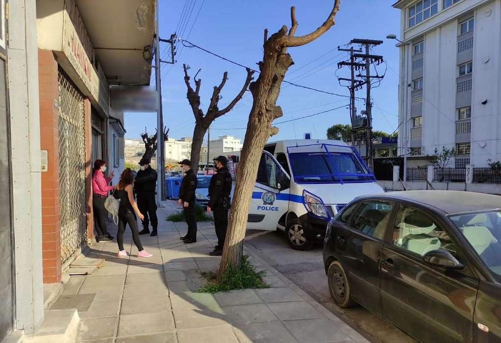 Θεσσαλονίκη: Πάνω από 650 συλλήψεις σε 4 μήνες σε Γιαννιτσών – Μοναστηρίου