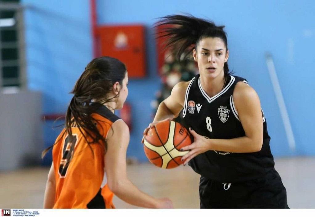 Ελένη Σύρρα: Ο ΠΑΟΚ, η επανέναρξη της αγωνιστικής και η θέση της γυναίκας στο ελληνικό μπάσκετ
