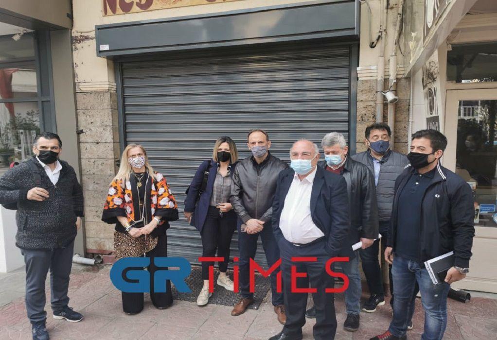 Στα χέρια του ΠΘ το «άνοιγμα» της Θεσσαλονίκης (VIDEO)