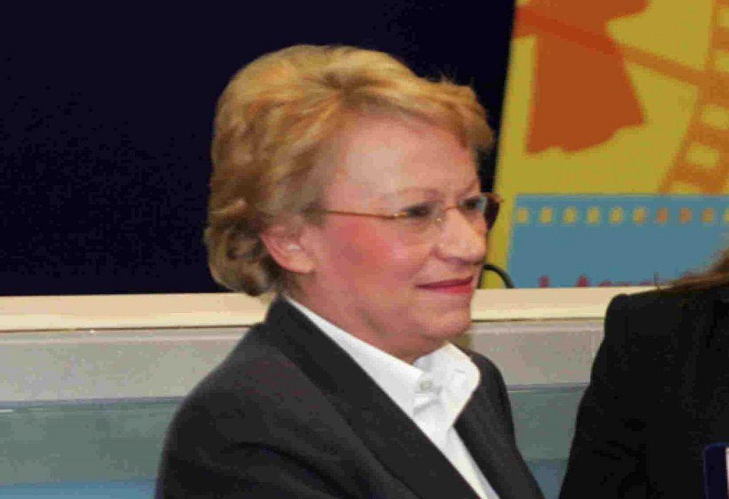 Έφυγε από τη ζωή η δημοσιογράφος Έννυ Μαγιάση
