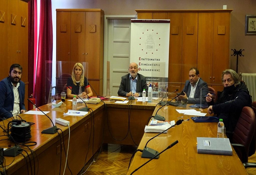 Γεωργιάδης στο ΕΕΘ: Αν θέλετε να ανοίξουμε χωρίς περιορισμούς εμβολιαστείτε