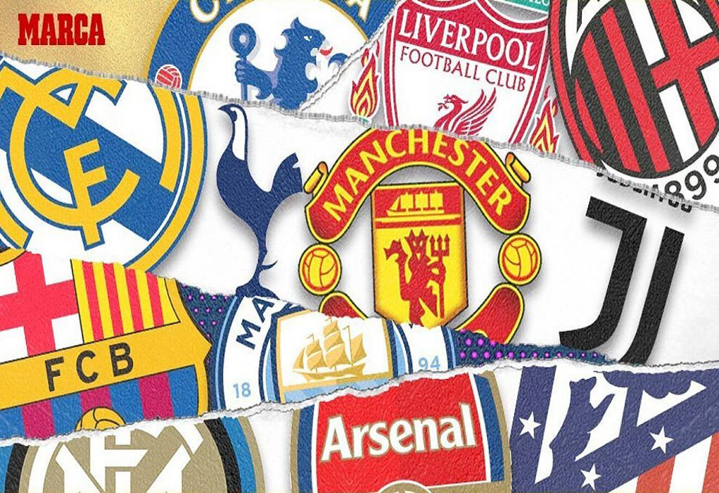 «Κατέρρευσε» η European Super League: Αποχωρούν όλες οι αγγλικές ομάδες
