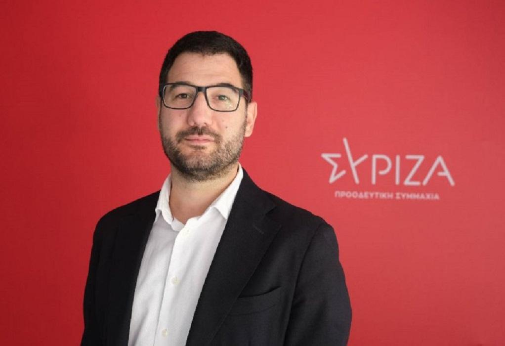 Ηλιόπουλος: Η κυβέρνηση πορεύεται χωρίς σχέδιο στο άνοιγμα του τουρισμού