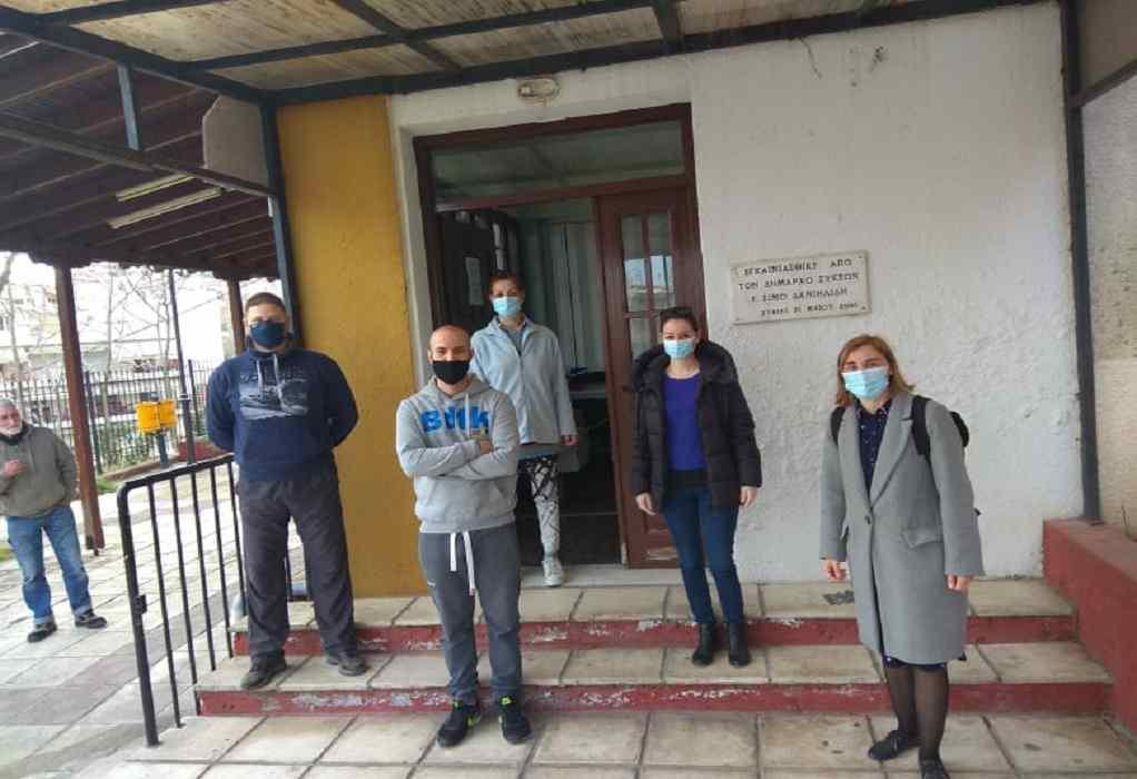 Δ. Νεάπολης-Συκεών: Αποστολή ανθρωπιστικής βοήθειας στους σεισμοπαθείς της Ελασσόνας